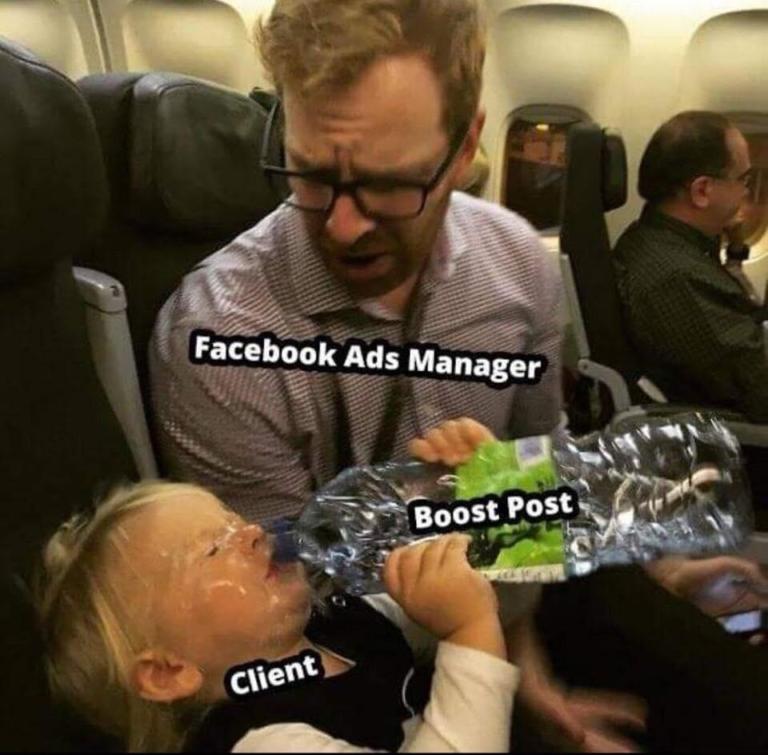 Proč nepoužívat tlačítko propagovat na facebooku