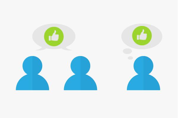 Marketing sociální schválení